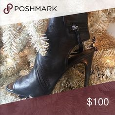 Dolce Vita Hal Booties NWT & box Dolce Vita Shoes Ankle Boots & Booties