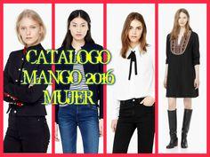 CATALOGO MANGO MUJER 2016