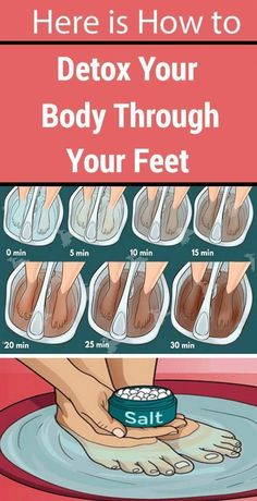 Ancient Chinese medicine has been using foot detox methods to clean the body of toxins for centuries. According to the Chinese reflexology system, the feet have natural energy zones linked to every single organ in Whole Body Cleanse, Detox Your Body, Best Body Cleanse, Full Body Detox, Loose Weight In A Week, Health Benefits, Health Tips, Usa Health, Health Care