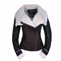 Pilot Style Jacket on Wanelo
