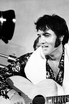 Elvis rehearsals at MGM Studios, 1970