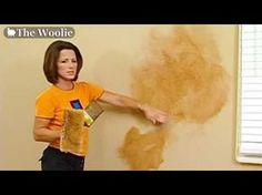 Coloring washing to create a Venetian plaster old world look using the Woolie. Great video. This is how I'm going to paint my bedroom walls. YouTube
