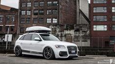 Audi Q5 TDI Sline RPI Equipped