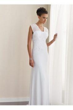 wedding dress designs for older women - Google Search