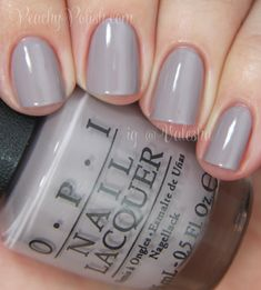 OPI Taupe-less Beach - Peachy Polish