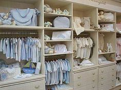 Designer Baby Clothes Boutiques Fill shelves with dress up