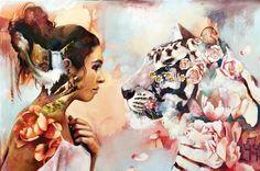 Dimitra Milan surreal painting5