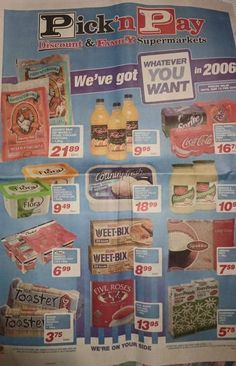 Then and now: Food prices in South Africa compared to 10 years ago Sure, it's normal for food prices to go up, but it still makes you cringe when you see them side-by-side. http://www.thesouthafrican.com/then-and-now-food-prices-in-south-africa-compared-to-10-years-ago/