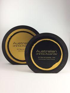 Glass Trophies, Trophy Design, Stella Artois, Best Ads, Awards, Drinks, Metal, Drinking, Beverages