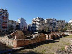 Palace of the Roman Caesar Gaius Valerius Galerius Maximianus Thessaloniki, Macedonia, Palace, Explore, History, City, Historia, Palaces