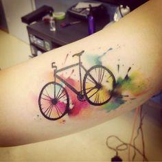 tatuagens bicicletas - Pesquisa Google