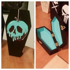 Just one bite...... https://www.etsy.com/listing/207277733/hand-painted-coffin-box-with-snow-whites