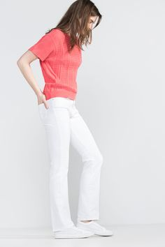 Pantalón denim straight fit - Jeans