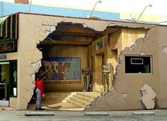 Urban Illusion by John Pugh