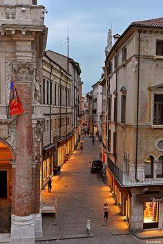 Vicenza, Italy #visitingitaly