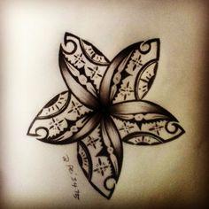 Fijian flower