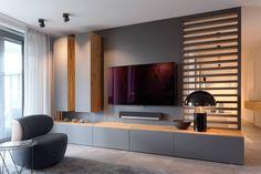 Modern Tv Room, Living Room Modern, Living Room Interior, Home Living Room, Living Room Decor, Living Room Wall Units, Living Room Tv Unit Designs, Tv Unit Interior Design, Elegant Living Room