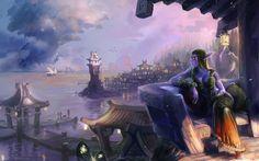 Видеоигры World Of Warcraft Обои