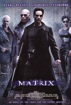 The Matrix (1999) A film that married such diverse influences as new age and classical philosophy, kung fu movies, postmodern critical theory, steam punk aesthetics, religion and Alice's Adventures in the Wonderland, might not sound like the most obvious of blockbusters, but The Matrix was just that. Released in 1999, it captured an obvious fin-de-siècle mood and was one of the breakout hits of that year.
