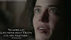 No more let Life divide what Death can join together. Penny Dreadful Quotes, Penny Dreadfull, Vanessa Ives, Superman Story, Dark Words, Literature Quotes, My Kind Of Love, Self Quotes, Eva Green