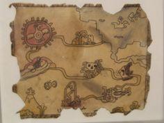 The Road To El Dorado by Daniel Shepherd [©2010] Miguel And Tulio, Disney Map, Httyd 3, Animation Movies, Make Believe, Tim Burton, Dreamworks, I Tattoo, Maps