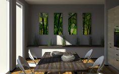 La cucina è il simbolo della casa Gli orientamenti ideali per la cucina sono Est, Sud-Est, Nord-Est e Sud Ovest. La posizione ideale è vicino all'ingresso e al soggiorno, oggi negli appartamenti moderni questi tre ambienti confluisc #ambiente #cucina #focolare #legno