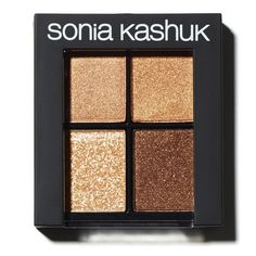 Product Review: Sonia Kashuk Eye Shadow Quad--obsessed!
