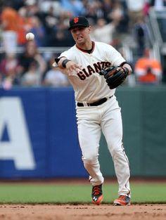 San Francisco Giants Joe Panik