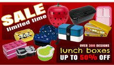 Bento USA - Largest Bento Box | Lunch Box | Bento Accessory and baking Accessory On the Web - All Things For Sale