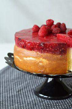 sernik na powitanie i pożegnanie (najlepszy!) - mrspolkadot Cheesecake, Cakes, Cake Makers, Cheesecakes, Kuchen, Cake, Pastries, Cookies, Cherry Cheesecake Shooters
