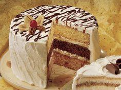 Classic Banana Split Cake http://www.bettycrocker.com/recipes/classic-banana-split-cake/69d4ad30-5271-449b-a008-e3c07be52679