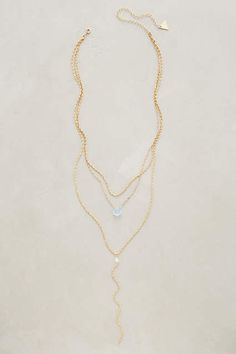 Ardea Layered Necklace - anthropologie.com #anthrofave