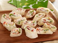 """BLT rollers courtesy of """"Justapinch"""""""