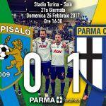 FERALPISALO'-PARMA 0-1 – UN GOL, TRE PUNTI E TANTA SOFFERENZA