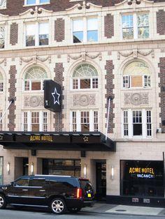 ACME Hotel Company Chicago—Chicago, Illinois. #Jetsetter