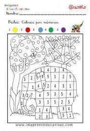 Color by Numbers Page - Print your free Color by Numbers page at ...
