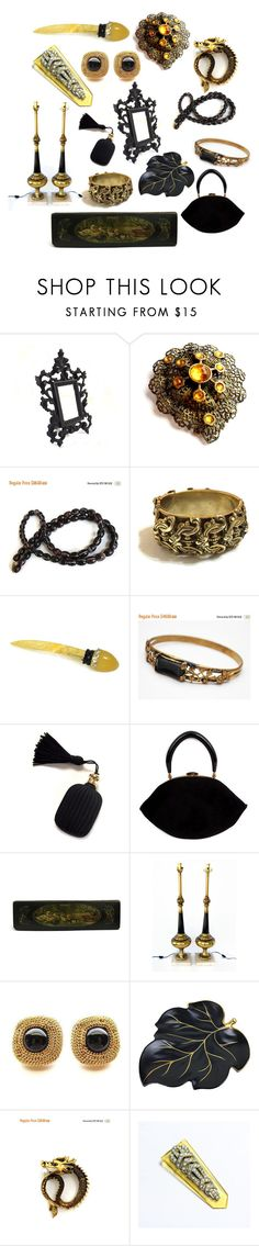 """""""Thursday's Feature Picks"""" by patack ❤ liked on Polyvore featuring Handle, Stiffel and vintage"""
