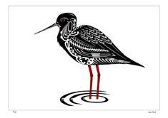 Kura Gallery Maori New Zealand Design Sam Clark Graphic Designer New Zealand Art, Kiwiana, Zentangles, Wood Burning, Animals And Pets, Birds, Graphic Design, Tattoo, Inspired