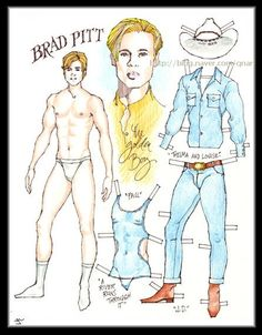 BRAD PITT : 네이버 블로그