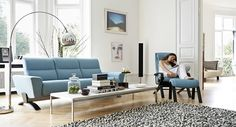 Stressless You | Julia 3-Seater - Ambiente Modern Furniture