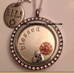 Are you a 911 Dispatcher or an Emergency service worker let me help you create a locket. www.lovetheowl.origamiowl.com email me at locketsbytina@yahoo.com