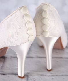 856a91cf7df6 20 Best WEDDING Shoes - Ivory images