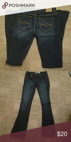 Selling this Abercrombie & Fitch jeans on Poshmark! My username is: deenaskim. #shopmycloset #poshmark #fashion #shopping #style #forsale #Abercrombie & Fitch #Denim