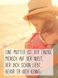 Die eigene Mutter ist für die meisten der wichtigste Mensch im Leben. Kein Wunder, denn die Liebe einer Mutter zu ihren Kindern ist etwas ganz Besonderes...