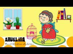 Cuento para explicar la muerte a los niños | ABUELITA| Hans Christian Andersen - YouTube