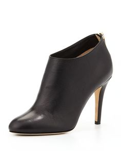 Based on the name, I'm pretty sure he made these especially for me!  Mendez Leather Ankle Boot, Black by Jimmy Choo at Neiman Marcus.