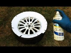 How to Repair Rims with Curb Rash or Scratches - YouTube
