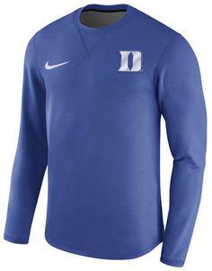 d29a28108 Nike Duke Blue Devils Shootaround Long Sleeve T-Shirt  bluedevils  duke   college