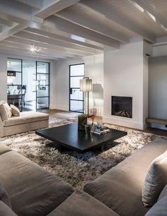 Living Room Interior, Home Living Room, Living Room Designs, Living Room Decor, Küchen Design, Interior Design, Modern Home Interior, Classy Living Room, Modern Villa Design