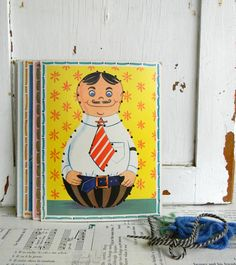 2 boxes of whitman sewing cards